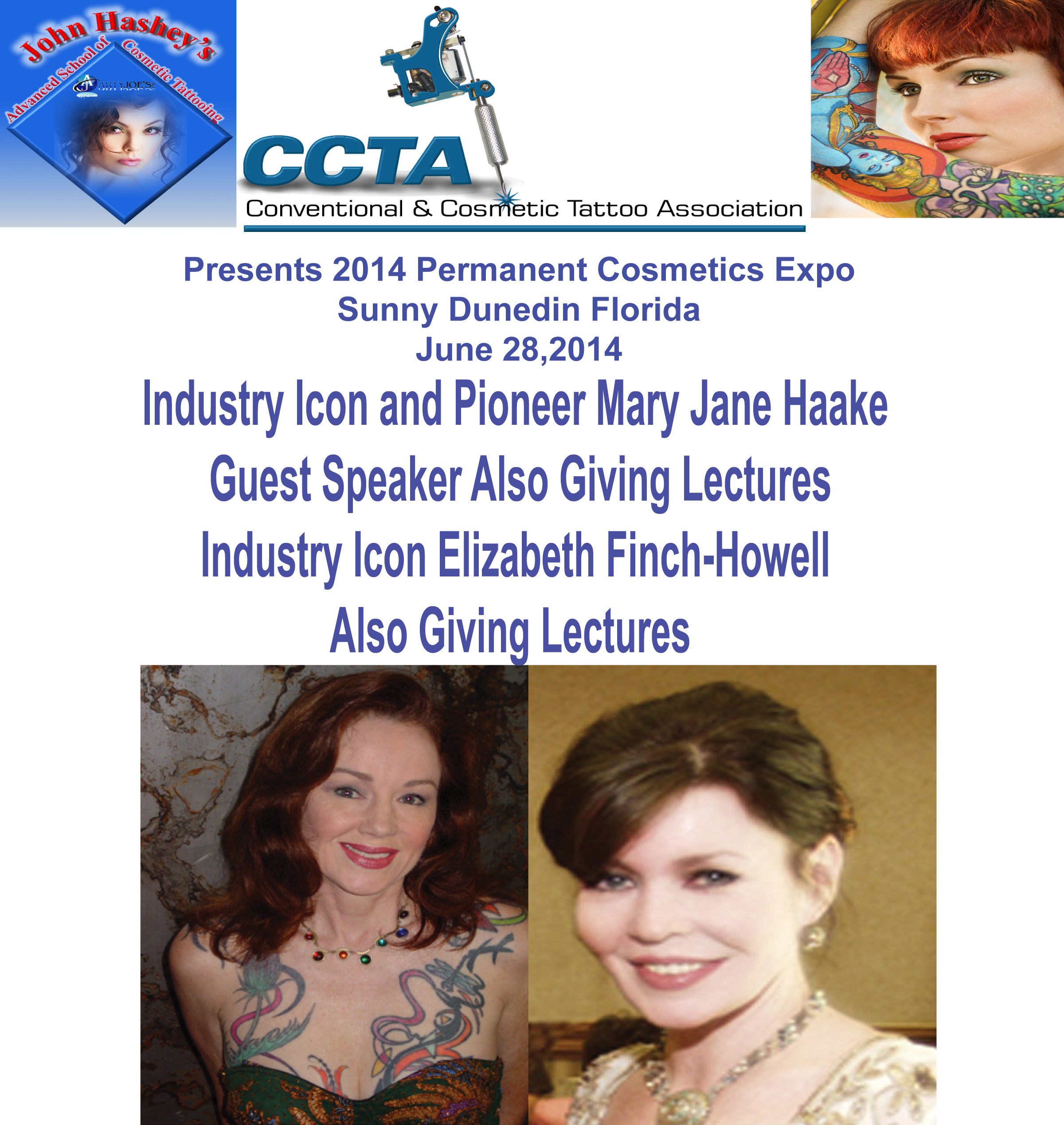 Permanent Cosmetics Expo Dunedin Florida